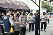 36.292 Personel Polda Jabar Divaksin, Kapolri: Jadi Garda Terdepan Harus Punya Imun Yang Baik