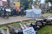 Knalpot Bising Jadi Salah Satu Penyebab Tawuran di Bogor