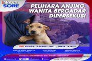 Perempuan Bercadar di Bogor Pelihara Banyak Anjing, Warga Geram