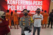 2 Pekan, Polres Bogor Ringkus 10 Pengedar dan Pemakai Narkoba