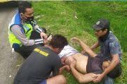 Merinding, Sopir Truk Kesurupan saat Melaju di Tol Jakarta-Cikampek