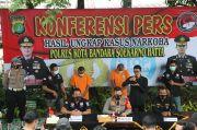 Polres Bandara Soetta Gagalkan Penyelundupan 6,7 Kg Sabu Asal Aceh