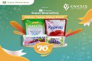 Enesis Group Gelar Diskon Gede di Shopee Day 2021