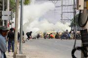 Bantai Demonstran dengan Peluru, AS: Militer Myanmar Tak Bermoral