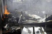 Houthi Picu Kebakaran di Pusat Migran, Sejumlah Orang Tewas Terpanggang