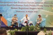 Balai Besar KIPM Makassar FGD Sistem Jaminan Mutu dan Keamanan Hasil Perikanan