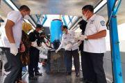 BNNP Musnahkan 2,4 Kg Sabu Milik Bandar Asal Sidrap dan Makassar