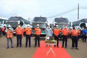 PT Vale Luncurkan Armada Baru Operasional Karyawan