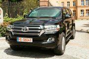 Toyota Land Cruiser Antipeluru ini Cocok Untuk Presiden Jokowi