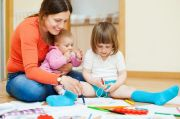 Halo Ibu-Ibu Muda, Ini Lho Aturan Makan, Tidur dan Aktivitas Anak Menurut Ahli