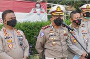 Polda Metro Jaya Olah TKP ke-3 Kasus Mercy Tabrak Pesepeda di Bundaran HI
