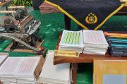 Beraksi Selama 3,5 Tahun, Komplotan Pembuat Materai Palsu Digulung Polisi