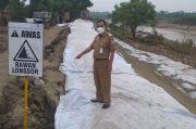 37 Titik Tanggul Sungai Citarum di Bekasi Rusak Berat, 8 Desa Terancam Banjir