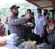 Kampung Tangguh di Asrama Brimob Cikarang, Kapolda: Personel Polri Harus Bebas Covid-19