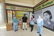 Hari Perawat Nasional, MNC Peduli Bagikan Paket Susu untuk Perawat di RSPI Sulianti Saroso