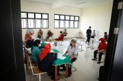Target Akhir Maret Selesai, Pemkot Jakut Perbanyak Lokasi Vaksinasi Lansia