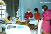 RS Lapangan TNI AD Sangat Membantu Masyarakat Terdampak Gempa Sulbar
