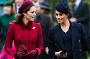 Adu Gaya Meghan Markle dan Kate Middleton, Mana yang Lebih Sarat Simbol?