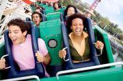 Cegah Penularan COVID-19, Dilarang Berteriak Naik Rollercoaster Disneyland