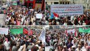 Demonstran Yaman Serbu Istana Kepresidenan di Aden