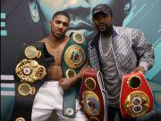 Duel Lawan Tyson Fury, Anthony Joshua Dibantu Mayweather