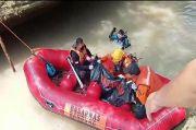 Asyik Mancing Bersama 2 Temannya, Bocah 6 tahun Tewas Tenggelam di Sungai