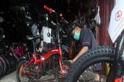 Pandemi COVID-19 Gerus Penjualan Sepeda Motor di Jawa Timur
