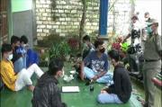 Viral Video Pemuda Cium Alat Kelamin Wanita di Kafe, Satpol PP Tuban Gencarkan Razia