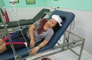 Pemalang Gempar, Cemburu Buta Suami Tega Bacok Istri Hingga Berlumuran Darah