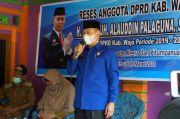 DPRD Siap Perjuangkan Pembangunan Infrastruktur Desa Lompo Bulo