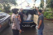 Polisi Gagalkan Pengiriman Ratusan Liter Ballo dari Gowa ke Maros