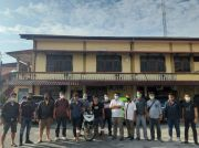 Lawan Petugas, 2 Perampok Wanita Lansia di Medan Ditembak