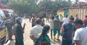 Bentrokan Pecah di Lahan Sengketa Bongkar Muat Sawit di Langkat, Dua Luka