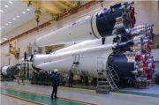 Lebih Ganteng, Tampilan Baru Soyuz 2 Rusia Terinspirasi Roket Yuri Gagarin