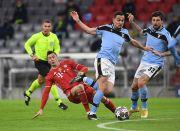 Bayern Muenchen Pecundangi Lazio, Italia Tanpa Wakil di Perempat Final