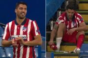 Senyum Ironis Luis Suarez saat Diganti Correa, Simeone: Wajar Dia Kesal