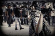 Bentrokan Terjadi di Pancoran, Bom Molotov Beterbangan