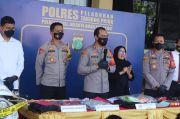 Polisi Ungkap Jual Beli Senjata Api di Pelabuhan Tanjung Priok