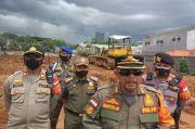 Satpol PP Lepas Segel Proyek Pemicu Bentrok Ormas di Tangsel