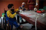 Miliki Kesempatan Bekerja, Pemprov DKI Latih Penyandang Disabilitas