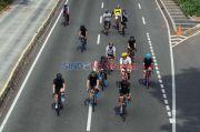 Komunitas Pekerja Sepeda Tagih Janji Pemprov DKI soal Jalur Sepeda Terproteksi