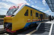 Proyek Kereta Api Sulsel Jadi Atensi Presiden Jokowi