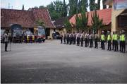 Putusan Sengketa Pilkada Sumbawa Dibacakan Hari Ini, Polres Gelar Patroli