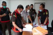 Tim Kajari Pidie Jaya dan Tim Kajati Aceh Geledah Kantor BPBA