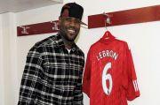 Sepak Terjang LeBron James: Mulai dari Punya2% Saham Liverpool hingga Diramal Masuk Klub Atlet Terkaya Sejagat