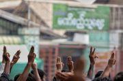 Bukan Demonstran tapi Ditembak, Gadis Myanmar Ini Sekarat