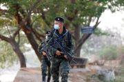 Kabur dari Keganasan Junta, Warga Myanmar Minta Perlindungan Milisi
