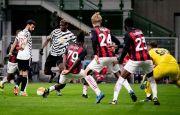Manchester United Singkirkan AC Milan di Babak 16 Liga Europa