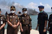 Terlibat Pidana Perikanan, Kejagung Eksekusi Dua Kapal Asing Asal Malaysia