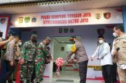 Kampung Tangguh Jaya Bentukan Ditreskrimsus Polda Metro Ampuh Tekan Kasus Covid-19